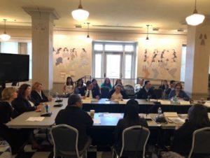 Commission on Native Children, DC, DOI