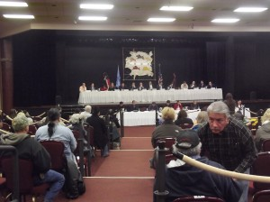 Spirit Lake Town Meeting, Feb 27 2013